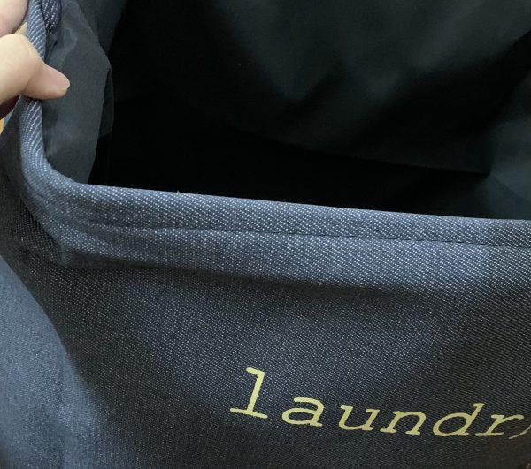 Giỏ đựng quần áo gấp gọn cao cấp, sọt vải đựng đồ cao cấp