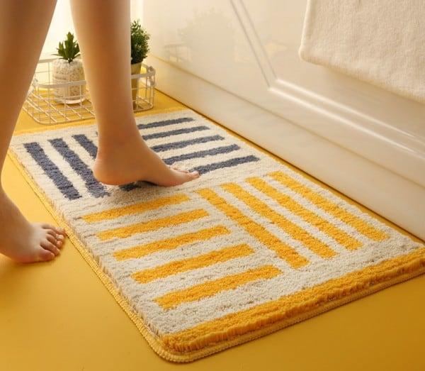 Thảm lau chân, thảm nhà tắm cao cấp