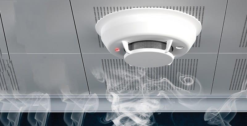 Thiết bị cảm biến khói: thiết bị nhà bếp thông minh không thể thiếu