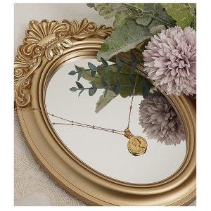 Gương trang trí, gương trang điểm làm phụ kiện chụp ảnh phong cách retro, Châu Âu - cutam.homedecor 1