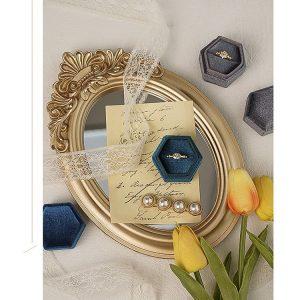 Gương trang trí, gương trang điểm làm phụ kiện chụp ảnh phong cách retro, Châu Âu - cutam.homedecor 2