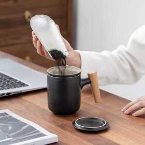 Cốc uống trà kèm lõi lọc