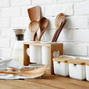 Ống cắm đũa, ống đựng đũa và đồ dùng nhà bếp phong cách Bắc Âu - cutam.homedecor 2