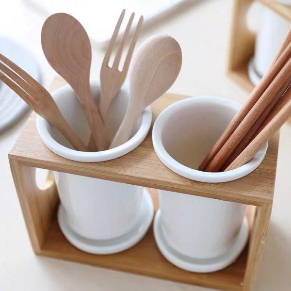 Ống cắm đũa, ống đựng đũa và đồ dùng nhà bếp phong cách Bắc Âu - cutam.homedecor 1