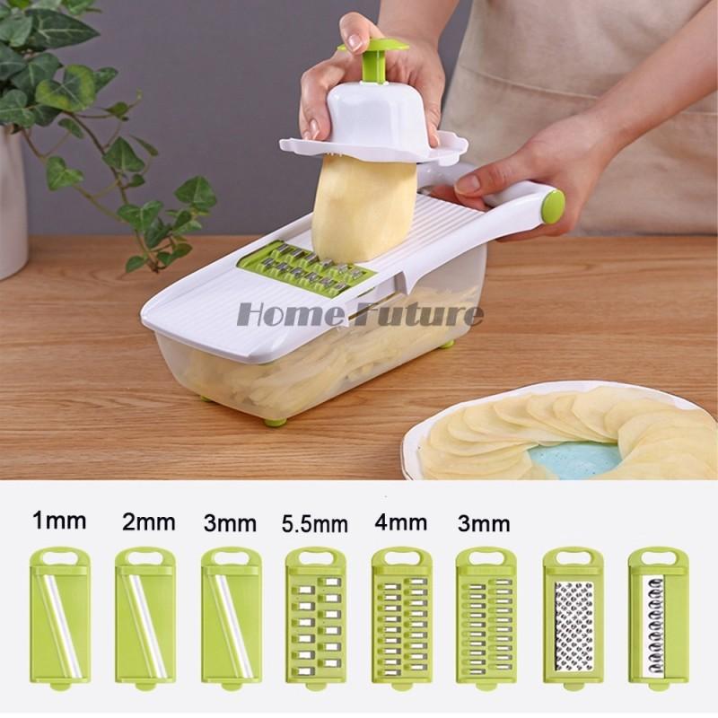 Bộ cắt lát rau củ - đồ bếp không thể thiếu
